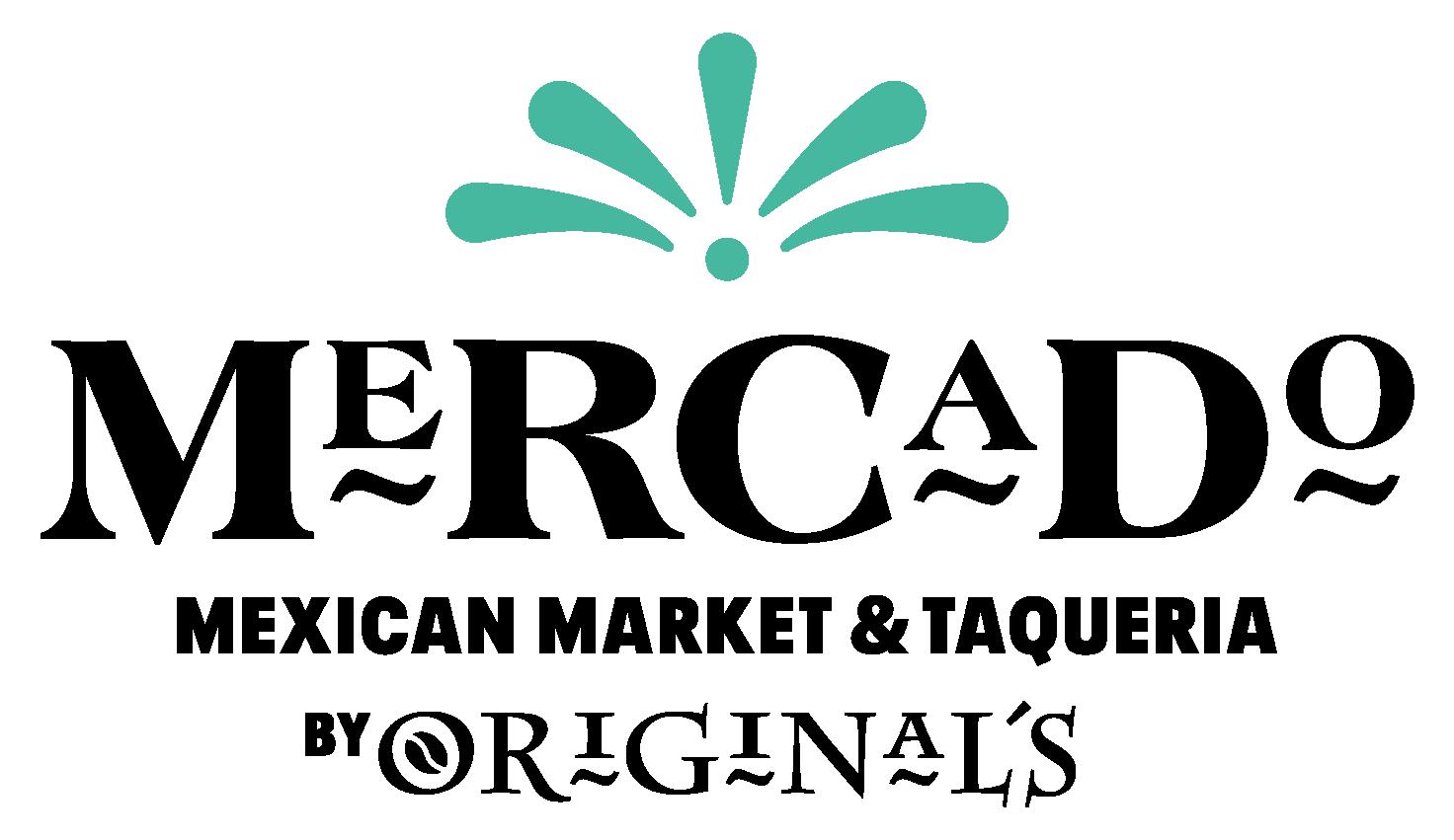 Mercado Mexican Market Logo